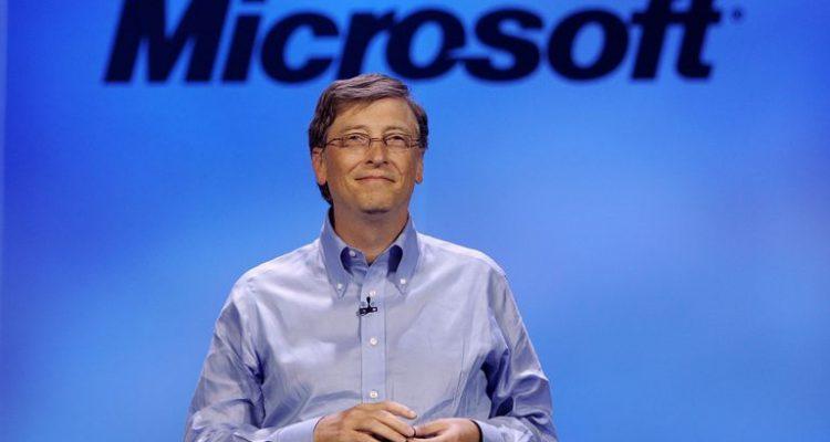 Bill Gates Orang Terkaya di Dunia.