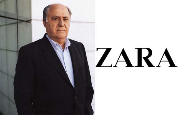 Amancio Ortega Pendiri Zara, Orang Terkaya di Dunia. Sumber: himaindonesia