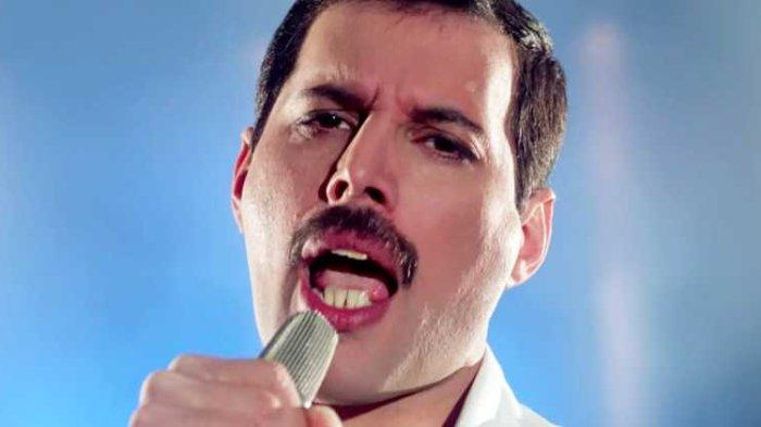 Biografi Freddie Mercury. Sumber: Tribun