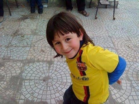 Lionel Messi Kecil