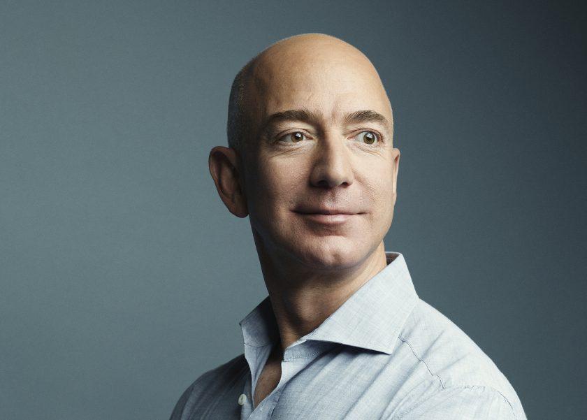 Biografi Jeff Bezos