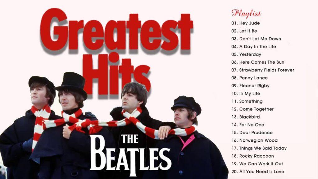 Lagu-lagu populer the Beatles