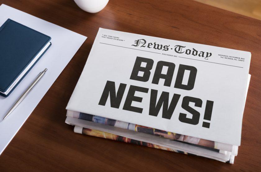 Photo of Tahukah Kamu? Pemberitaan Buruk di Media Jauh Lebih Banyak dari Berita Baik