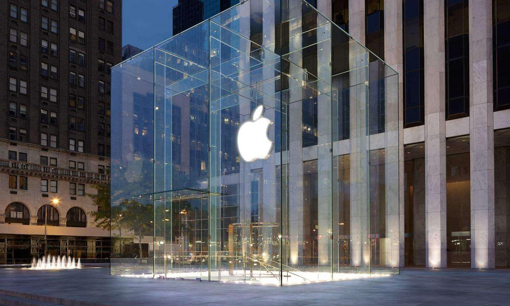Apple Store di Kota New York