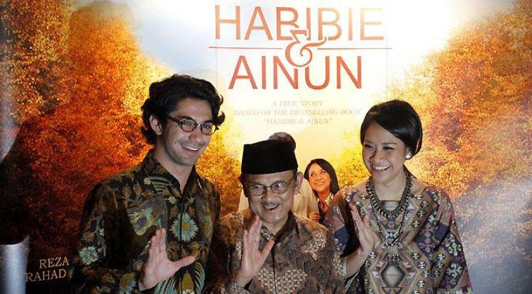 Film Habibie Ainun. Sumber Brilio