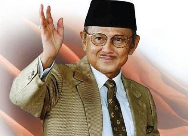 Presiden Indonesia BJ Habibie