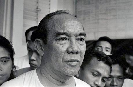 Soekarno Lengser dari Istana Kepresidenan