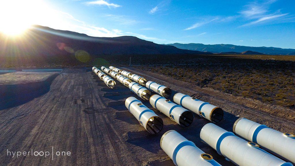 Pengembangan Transportasi Hyperloop