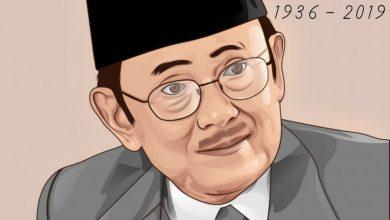 Photo of Biografi BJ Habibie, Sang Presiden Ahli Pesawat Terbang yang Visioner