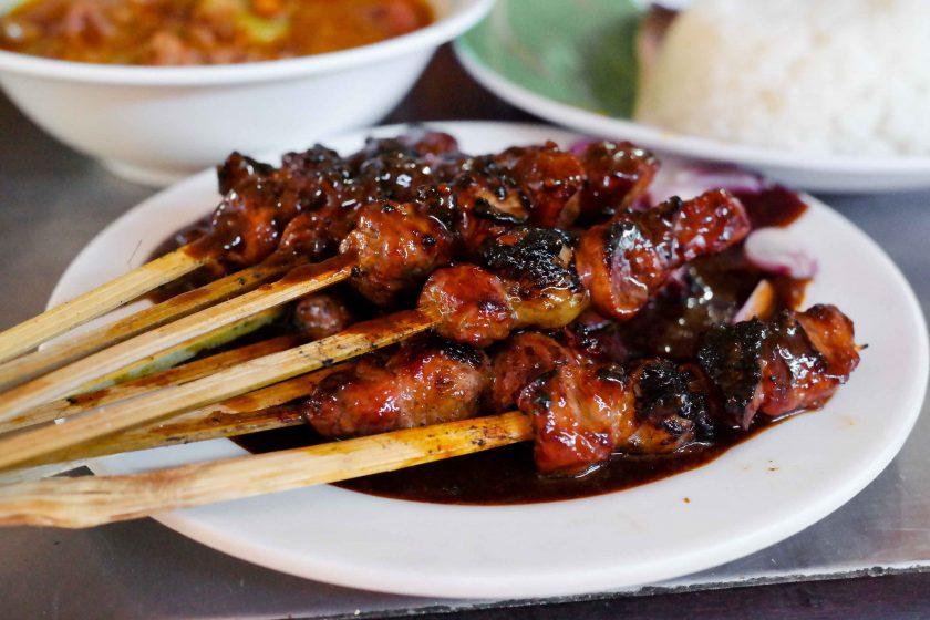 Sate Ayam. Sumber: ulinulin.com