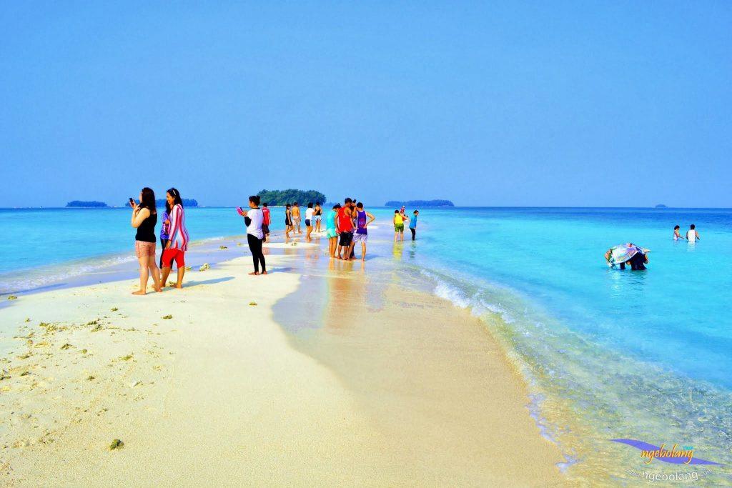 Kepulauan Seribu Jakarta. Sumber: vinabi.info