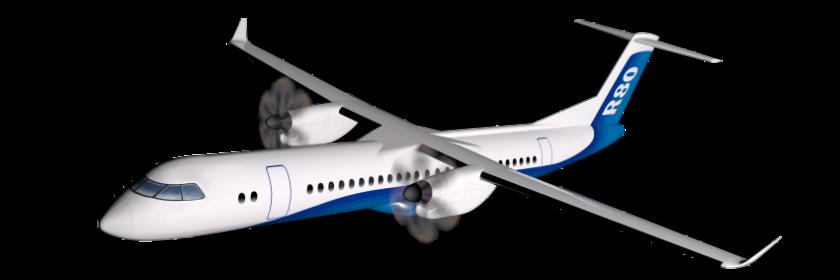Photo of Inilah Keunggulan Pesawat R80 yang Belum Kamu Ketahui