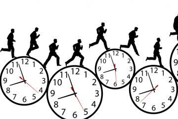 Waktu Cepat Berlalu