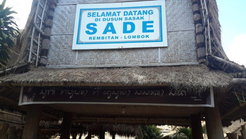 Desa Adat Sasak