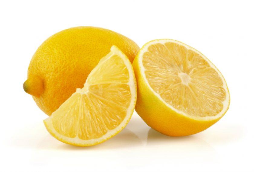 Buah Lemon. Sumber Healthandwellness