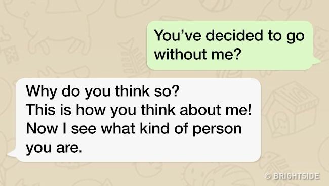 Inilah 11 ciri-ciri orang yang berbohong lewat chatting padamu