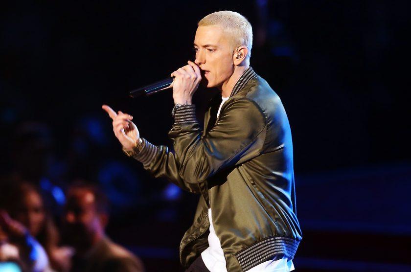 Inilah 18 Lirik lagu Eminem yang penuh arti dan mengajarkanmu untuk tidak menyerah