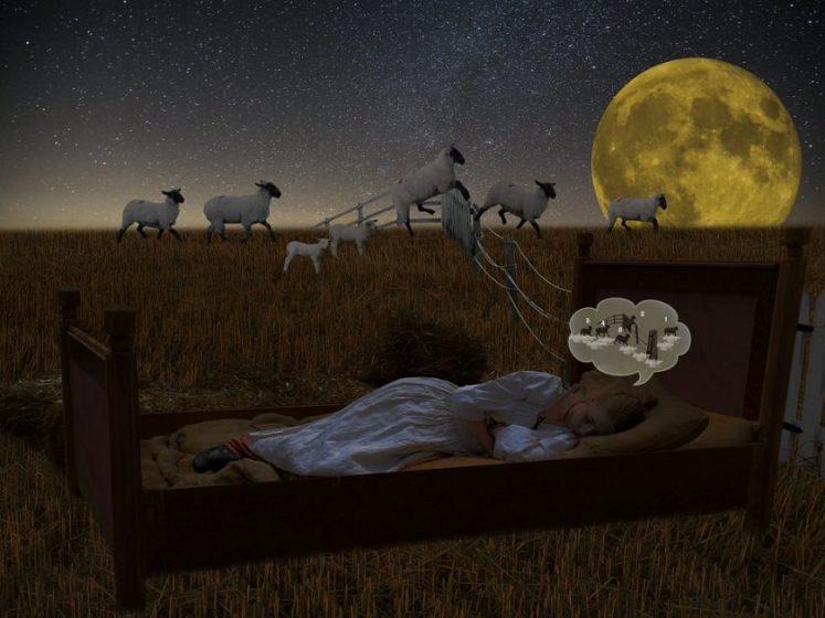 insomnia sebagai tanda stres
