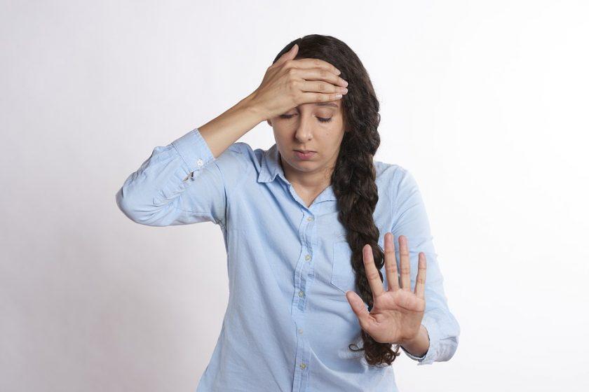 sakit kepala dalah salah satu tanda stres