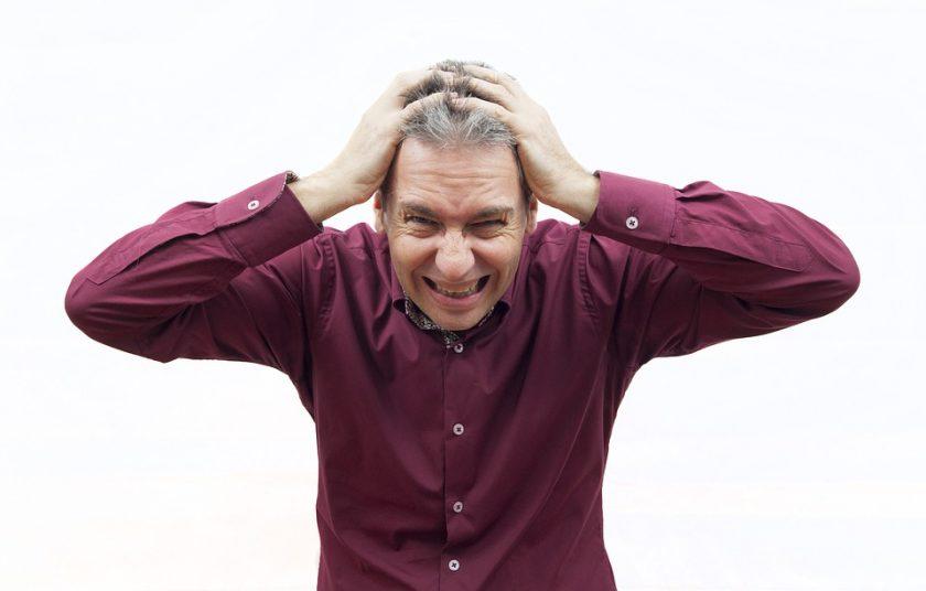 inilah 10 tanda kamu sedang stres yang ditunjukkan oleh tubuhmu