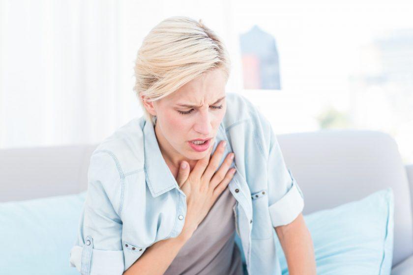 Nafas yang pendek adalah salah satu pertanda ginjal yang kurang sehat