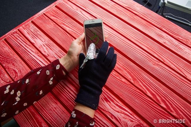 11 Percobaan Trik Populer untuk Handphone