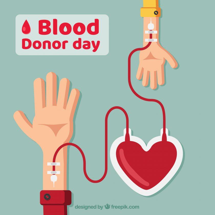 Kenapa Manusia Memiliki Golongan Darah Berbeda? Sumber: Freepik