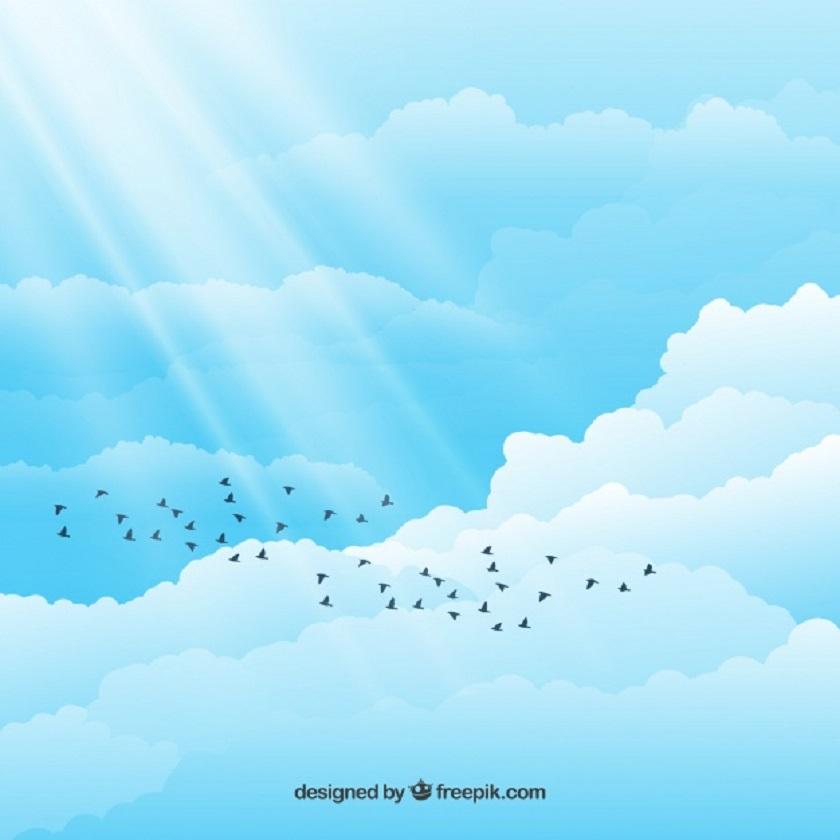 Kenapa Langit Berwarna Biru?