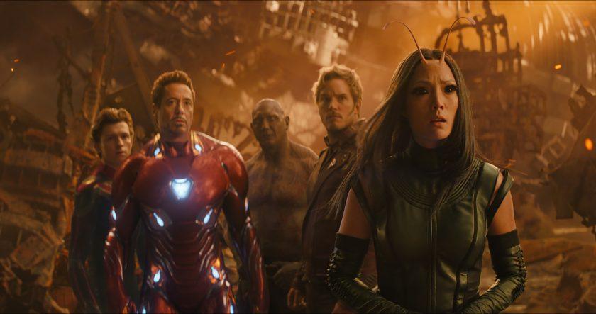 Pecahkan rekor Star Wars: The Force Awaken, Avengers: Infinity War berhasil raup keuntungan $250 Juta+ di minggu Pembuka.