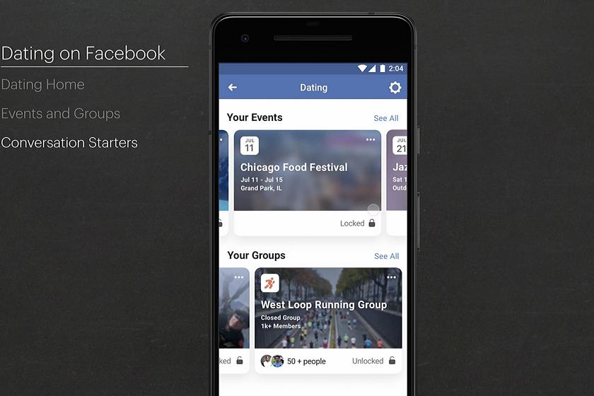 Facebook Menambahkan Fitur Kencan Pada Aplikasinya