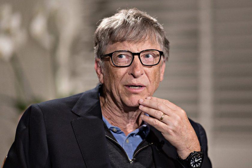 Diminta menjadi Penasehat Sains Bill Gates mengatakan 'not good use of my time' Kepada Donald Trump.