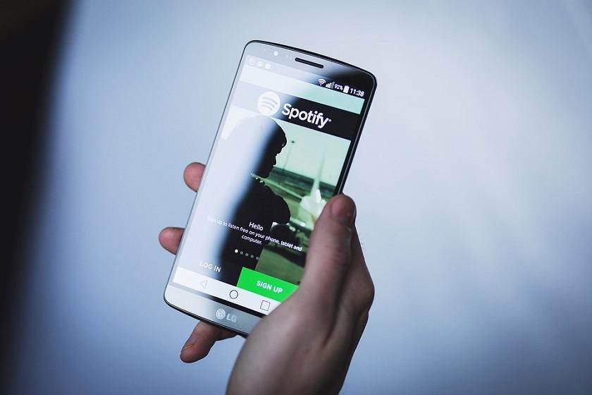 Subscriber berbayar Spotify mencapai Angka 75 Juta