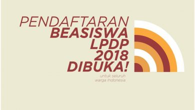 Photo of LPDP 2018 Resmi Dibuka!