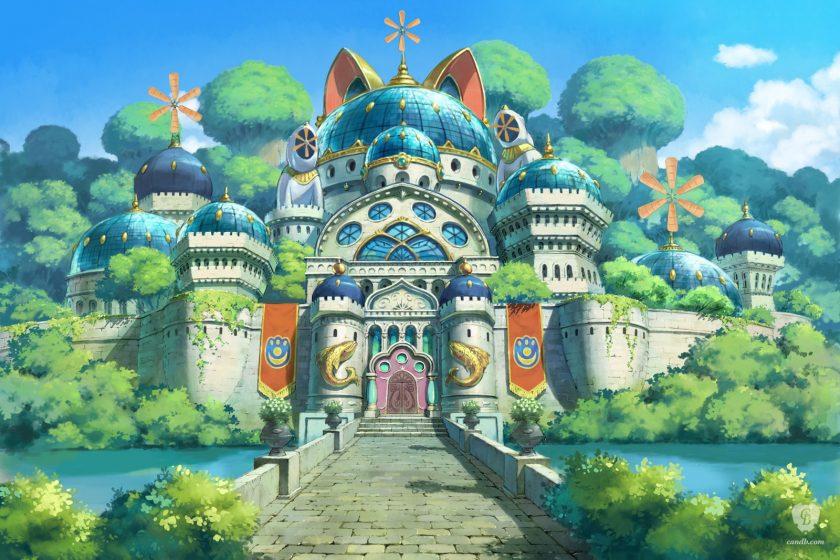 Ni No Kuni II: Saat Game Berwujud Lukisan