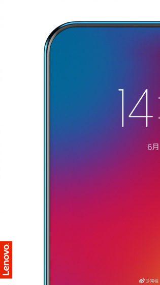 Lenovo Menarik Perhatian Melalui Smartphone 'all screen' Pertama di Dunia
