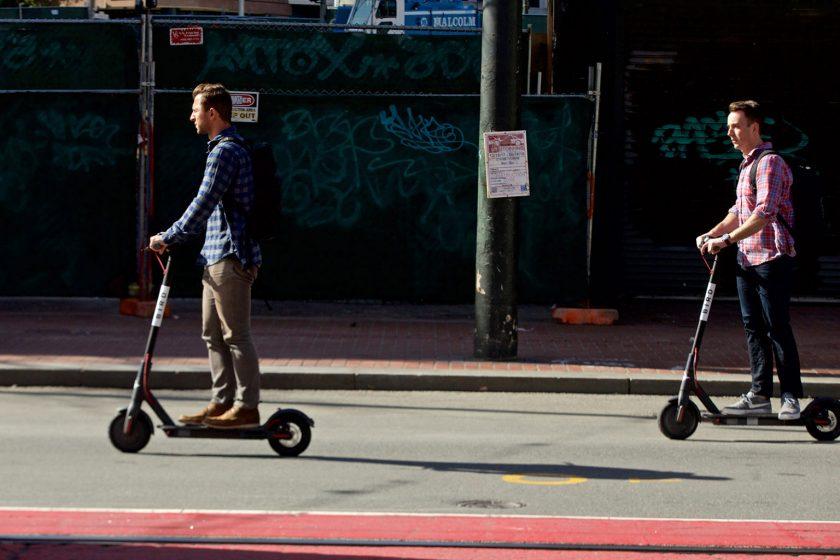Uber Diberitakan Akan Bergabung dalam 'Kegilaan' Scooter di San Fransisco