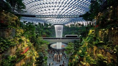 Photo of Benarkah Jewel Changi Airport Hasil Menjiplak?