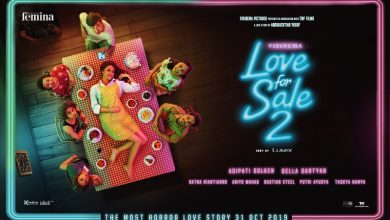 Review Love for Sale 2. Sumber: Femina