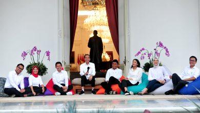 Belva Devara dan Andi Taufan Jadi Staff Khusus Jokowi. Sumber: Berita Daerah