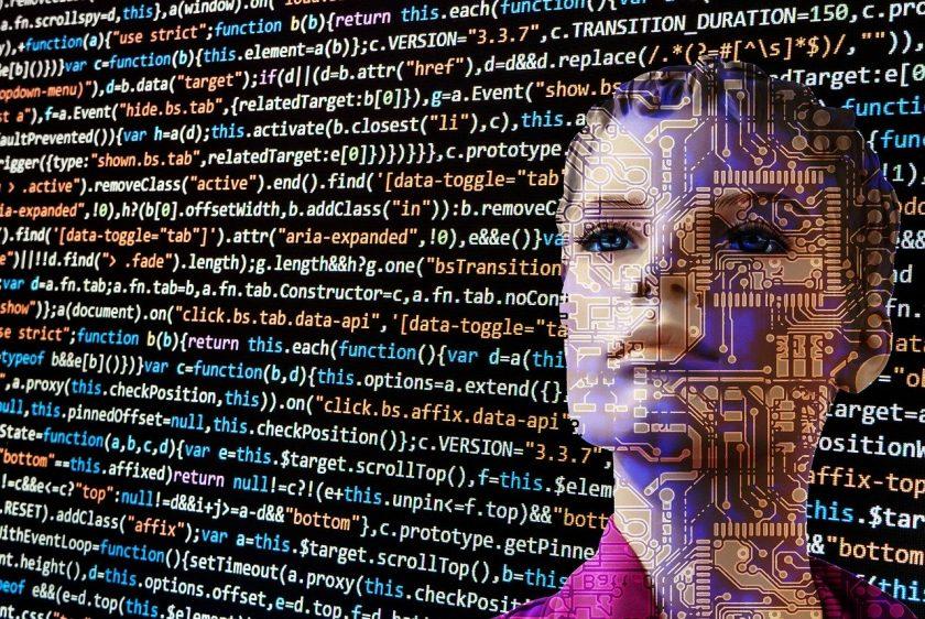 Jokowi Ganti Pegawai Negeri Sipil Dengan Artificial Intelligence . Sumber: Pixabay