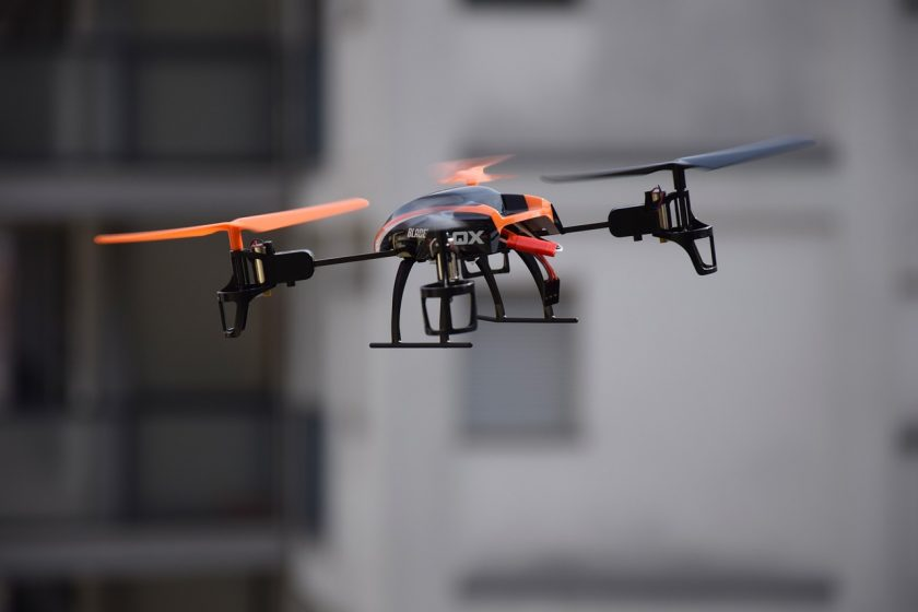 Drone Pengantar Obat di Amerika Serikat