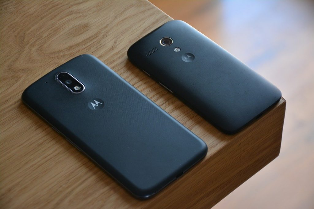 "Ponsel ""Baru"" Motorola Siap Ajak Kamu Nostalgia. Sumber: Pixabay"