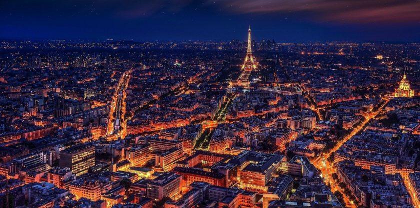 Sistem Pendingin Ala Paris, Bukan AC Lho. Sumber: Pixabay