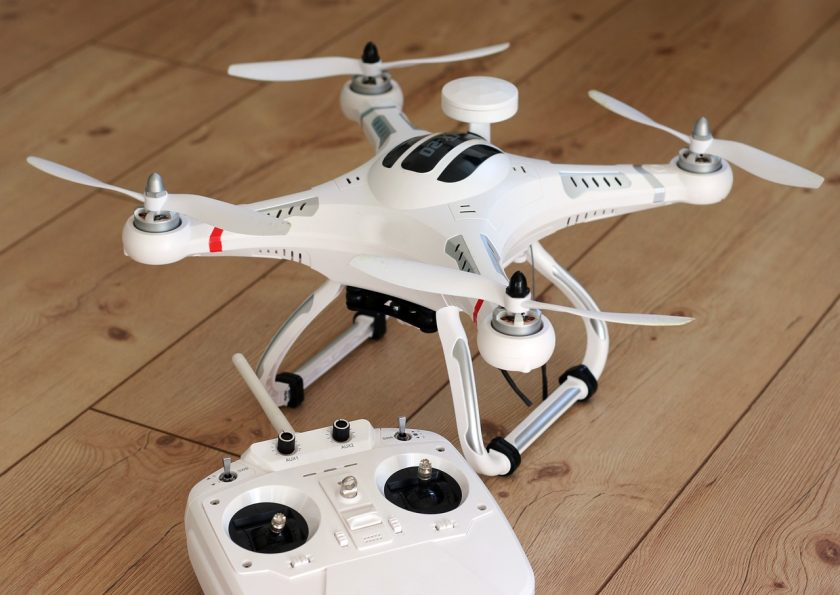 Drone Pengantar Obat di Amerika Serikat. Sumber: Pixabay