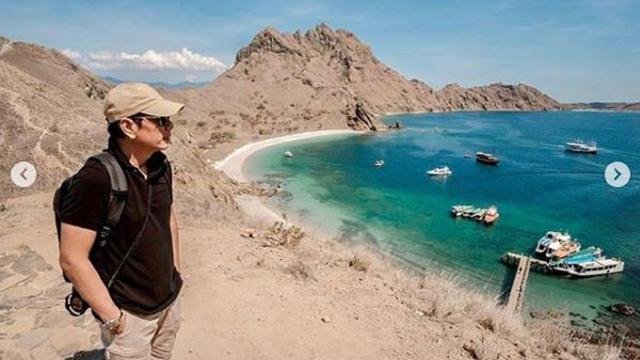 Wishnutama dan Status Super Premiun Labuan Bajo. Sumber Foto: liputan6.com