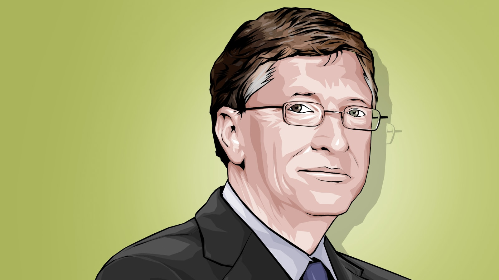 Biografi Bill Gates. Sumber: CNBC