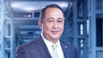 Royke Tumilaar Ditunjuk Sebagai Direktur Utama Bank Mandiri. Sumber Foto: cnbcindonesia.com