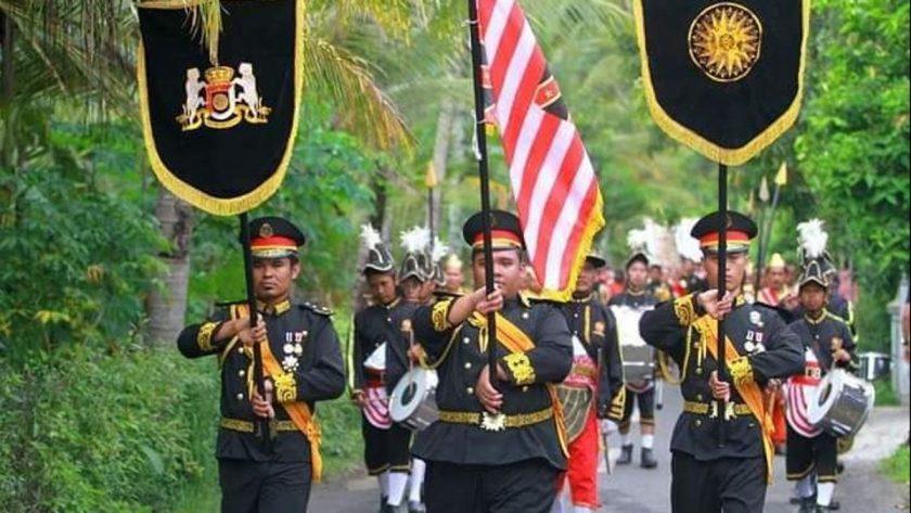 Raja dan Ratu Keraton Agung Sejagat Ditangkap Polisi. Sumber: Voice of Indonesia