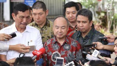 Grab dan Softbank dalam Investasi Ibu Kota Baru Indonesia. Sumber Foto: liputan6