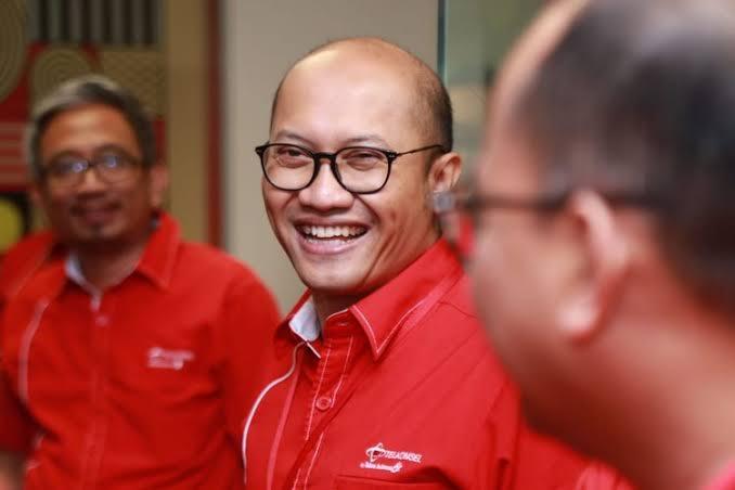 Telkomsel Punya CEO Baru. Sumber Foto: kompas